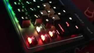 Best RGB Mechanical Keyboard Under $100?  VM90 Review
