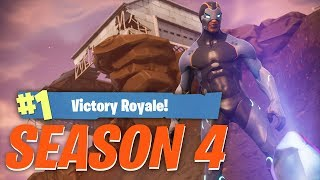 LIVESTREAM #565 FORTNITE ! SAISON 4 ! NOVO BATTLE PASS :D 🏆 197 VICTOIREs