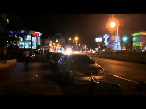 Nightlife in San Pedro Sula Honduras