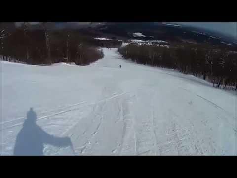 Ski Quebec HD POV Video: Trois Ruisseaux at Mont Orford (3)