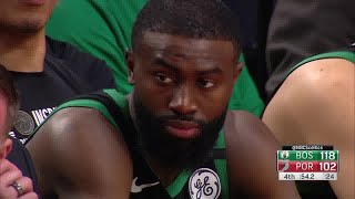 Jaylen Brown Full Play vs Portland Trail Blazers | 02/25/20 | Smart Highlights