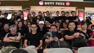 Starry Homestead Team: Short Getaway to Batam