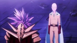 One Punch Man 「AMV」- Saitama vs Lord Boros - Final epic fight
