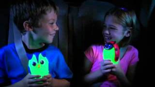 Bright Time Buddies Kids Night Light TV Commercial
