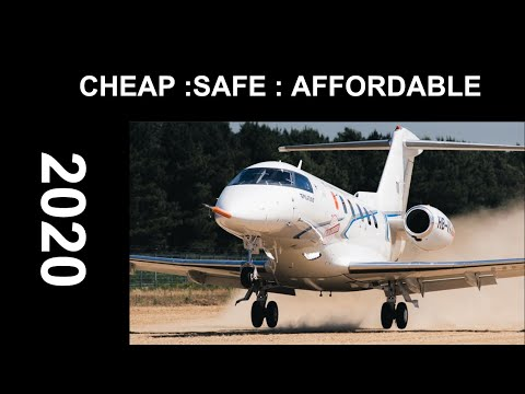 Cheapest Safest  Affordable private Jets 2020 WITH PRICE