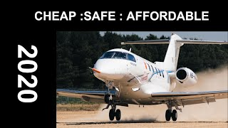 Cheapest Safest  Affordable private Jets 2018 / 2019