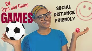 24 (social Distance Friendly) Game Ideas For Teachers