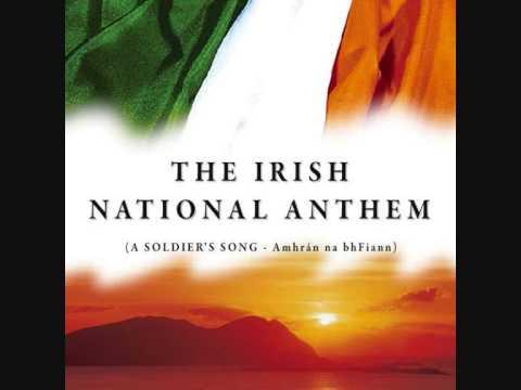 The Irish Ramblers - Amhrán Na Bhfíann - Irish National Anthem - Soldier's Song