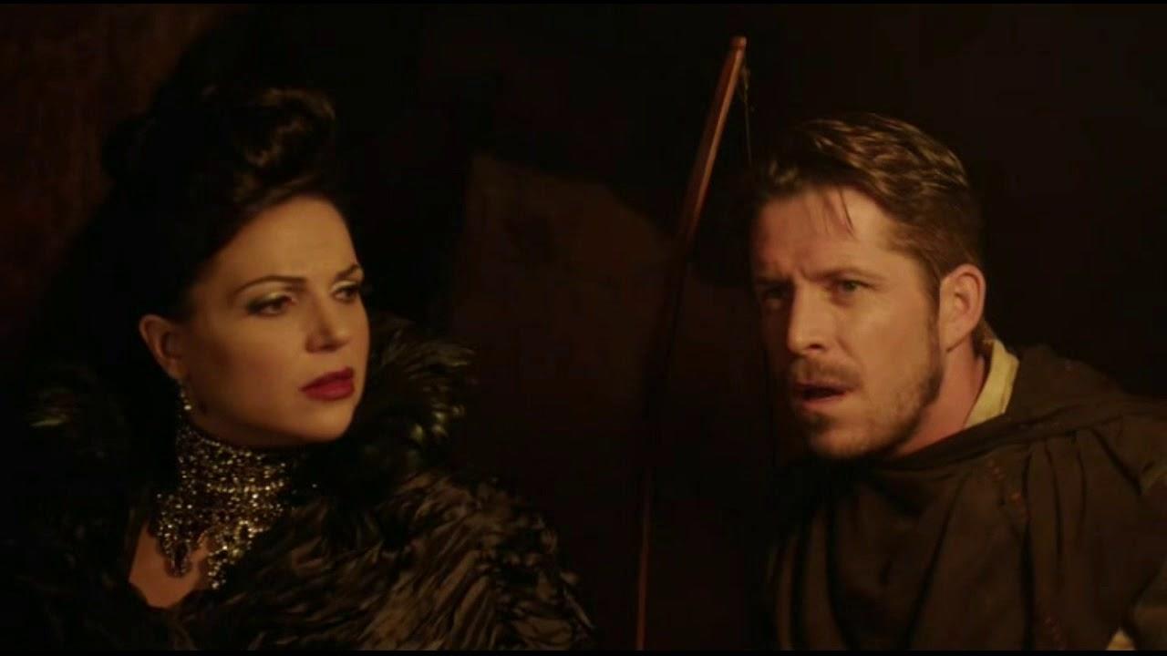 Злая королева и робин гуд фото акцент оформлении