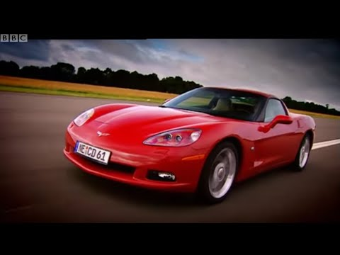 Corvette Review | Top Gear | BBC