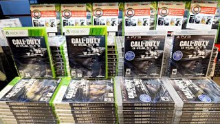 cod ghosts on sale for one dollar