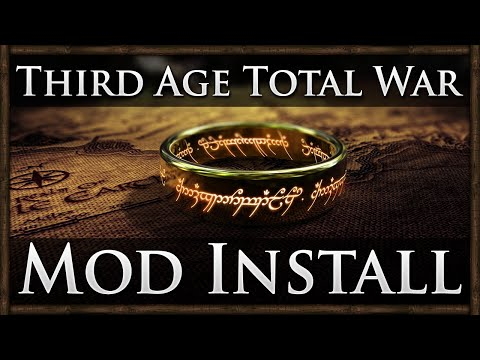 how to get third age total war on steam