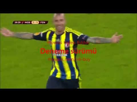 Meireles Koçum Benim Borussia Mönchengladbach - Fenerbahçe