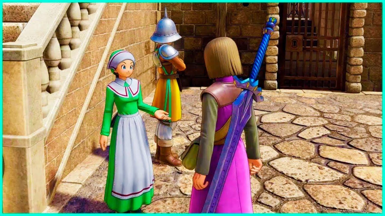 Dragon Quest 11 Valentino