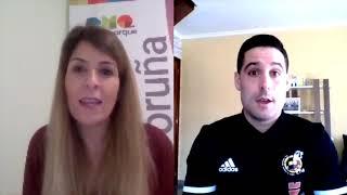 Entrevista a Ricardo Landrove, árbitro asistente de LaLiga SmartBank