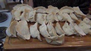 Как готовить китайские пельмени цзяоцзы