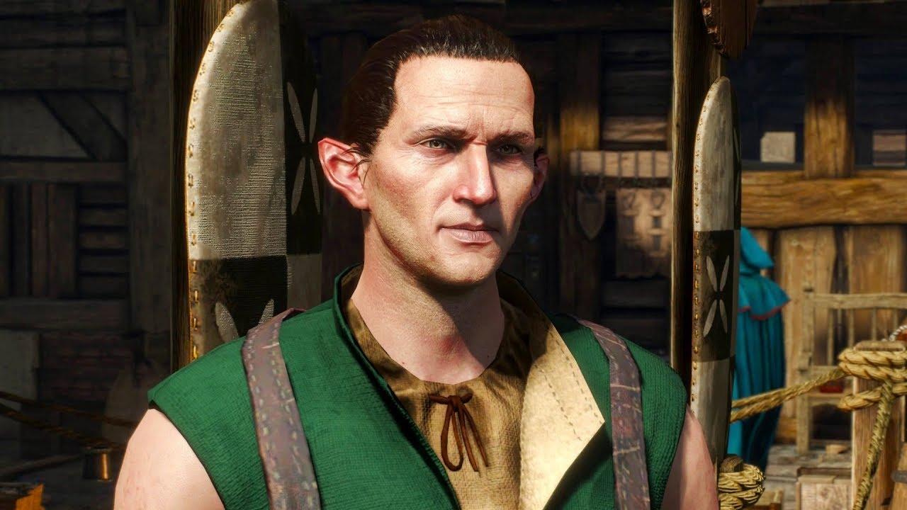 The Witcher 3 Geralt Eibhear Hattori Of Swords And Dumplings