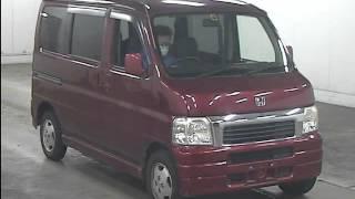 1999 Honda Vamos HM1