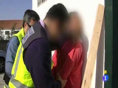 Policía Nacional en el Puerto de Algeciras (en directo)