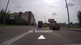 Как проехать к фотостудии Family Pictures со стороны метро Васильковская(, 2016-10-23T20:21:13.000Z)