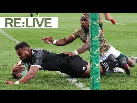 Koroi scores epic winner for New Zealand in Cape Town