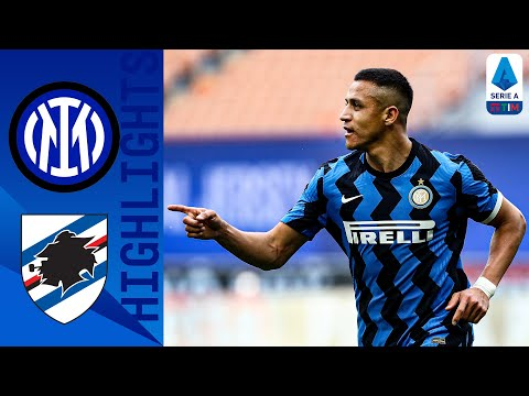 Inter Sampdoria Goals And Highlights