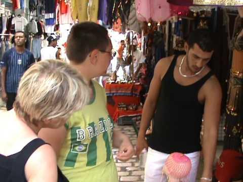 Tunisia - Sousse-Medina (Big Tunisian Bazaar)