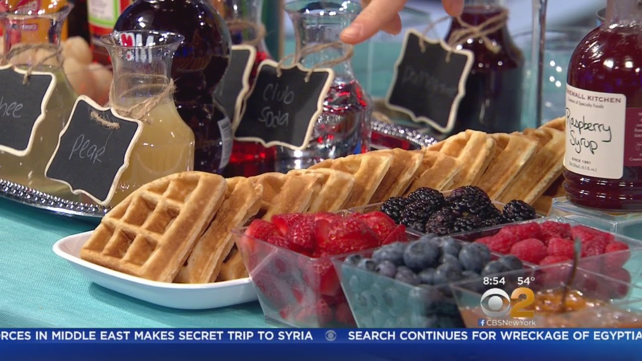 Planning Your Brunch Party