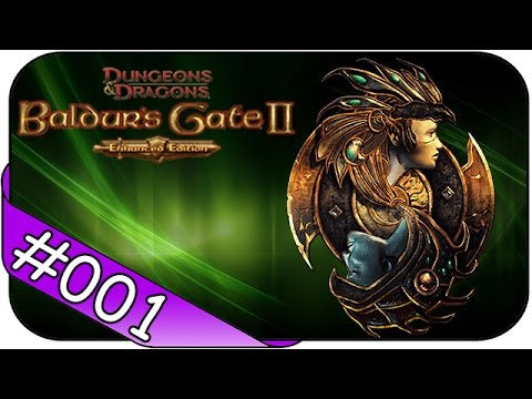 Baldur's Gate 2 Enhanced Edition # 1 ► Böse Charaktererstellung ☯ Let's Play Baldur's Gate II EE