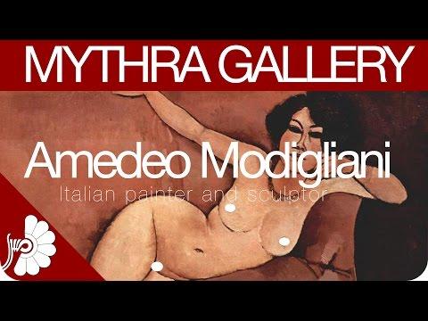 Amedeo Modigliani - Italian painter and sculptor