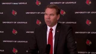 Louisville men's basketball must vacate 2013 title: News conference following NCAA ruling | ESPN
