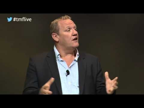 TM Forum Live 2014: Keynote Group Discussion