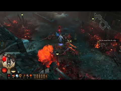 Warhammer  Chaosbane  walkthrought mage chapter 2 |