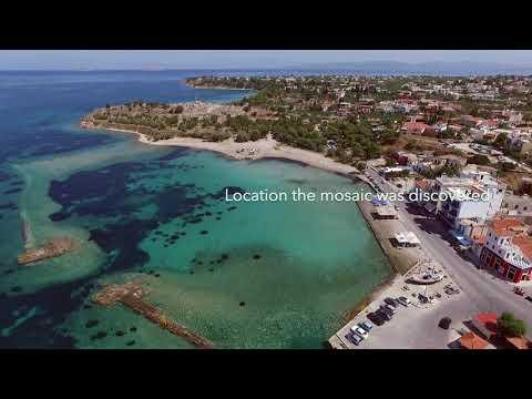The Mosaic Of Aegina
