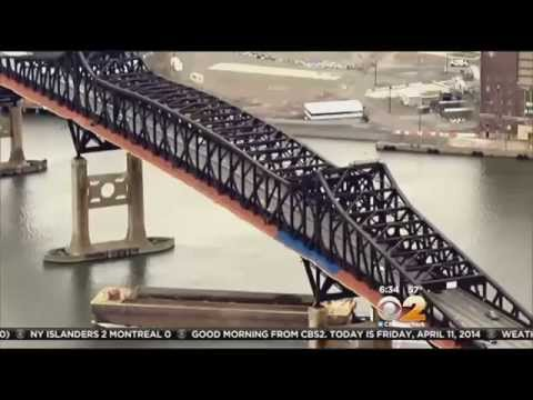 Drivers Brace For Massive Gridlock As Northbound Lanes Of Pulaski Skyway Set To Close