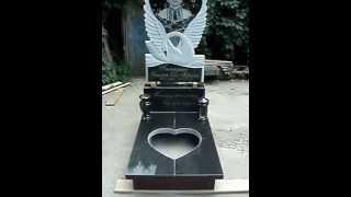 Памятник гранитный детский . Цена 14 000 грн.(Памятник гранитный ребенку. Цена 14 000 грн.- за комплект готовый к установке. Все художественные работы выпол..., 2014-07-25T08:26:40.000Z)