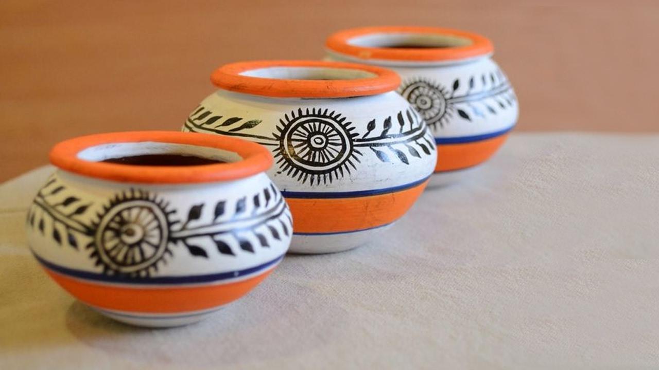 Pot Decoration Designs