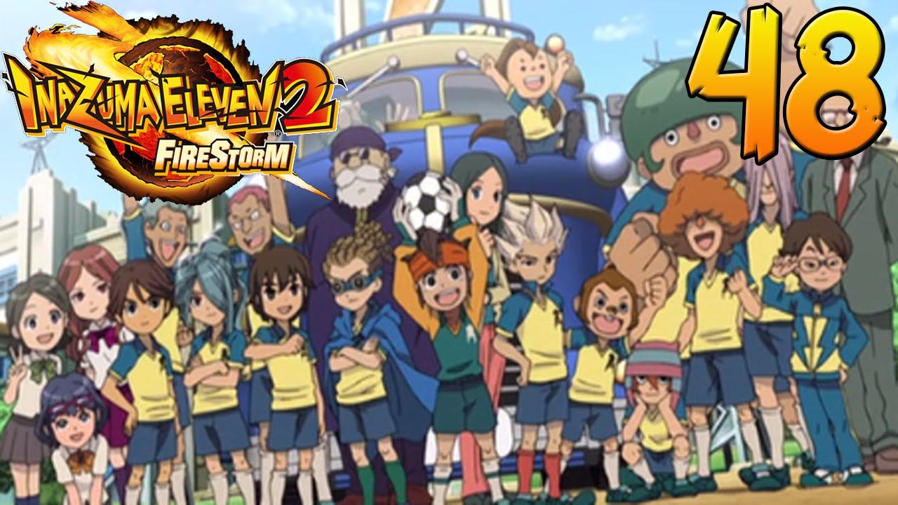 Let's Play Inazuma Eleven 2: Firestorm
