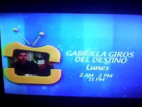 La tele - Canal 15  Señal abierta -Peru -Tanda de comerciales 18/4/2016