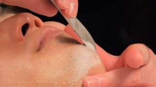 Japanese Wet Shave FEATHER×THE BARBER【シェービング】【日本の髭剃り】