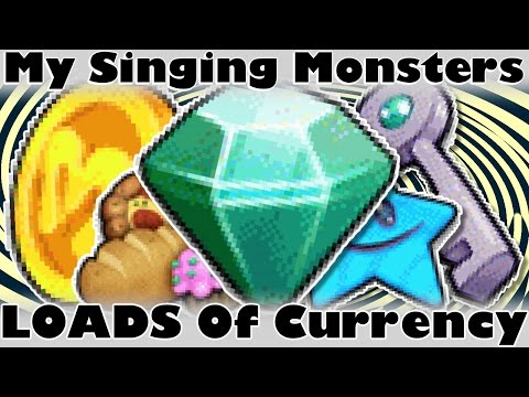 My Singing Monsters - How To Get *LOADS* Of Currency!
