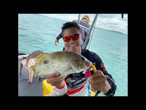 Singapore Boat Fishing Changi - Autumn Angel Tournament Tenya