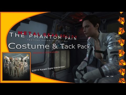 Costume & Tack Pack |