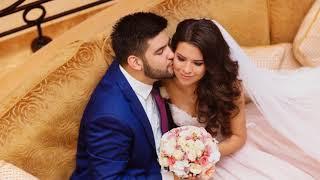 Красивая татарская свадьба в Москве. Рустам  и Камила