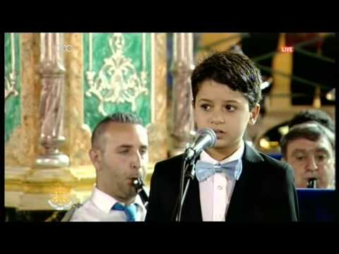 Ethan Attard & Banda Santa Marija Mosta 2015 - Un Amore Cosi Grande
