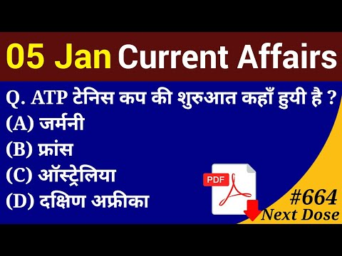 TODAY DATE 05/01/20 CURRENT AFFAIRS VIDEO AND PDF FILE DOWNLORD