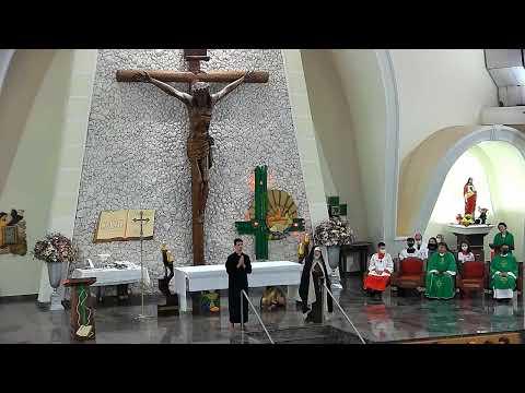Santa Missa - 18/10/2020 - 19h - Pe. Sérgio