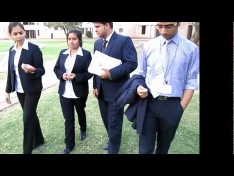 BATCH OF 2013's IIM INDORE's ON-CAMPUS MODULE - IMPORTANCE OF MBA
