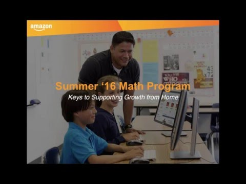 TenMarks Summer '16 Math Program: Keys to Supporting Growth at Home