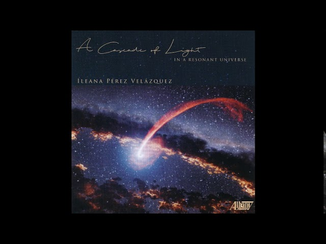 "Ileana Pérez Velázquez: ""Moon Tides"" from ""Night Songs"" (2014)"